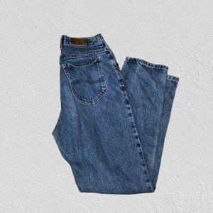 Vintage Lee Mom Jeans Size 10M